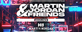 Martin Jordan & FRIENDS WOMB