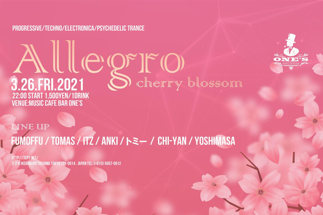 Allegro ones