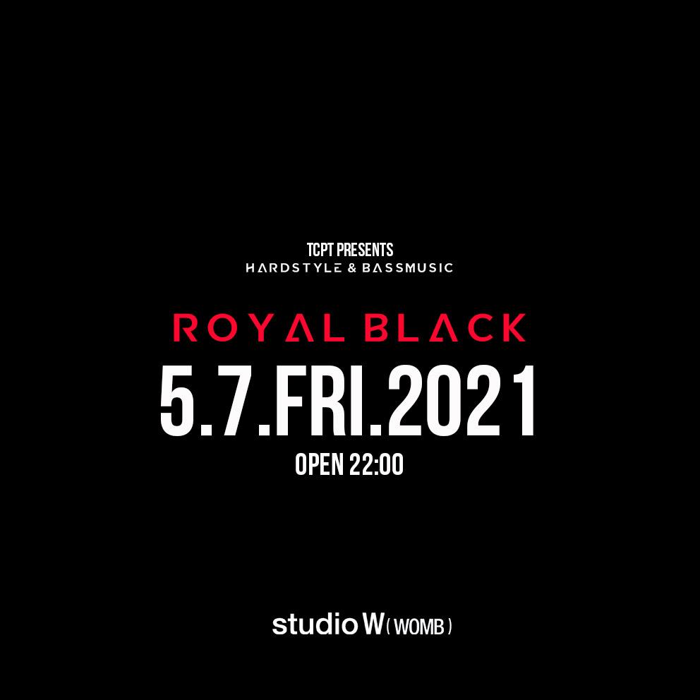ROYAL BLACK WOMB