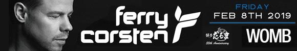 Ferry Corsten WOMB