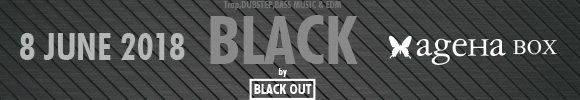 BLACK BY BLACK OUT