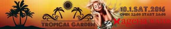 Tropical Garden ageHa