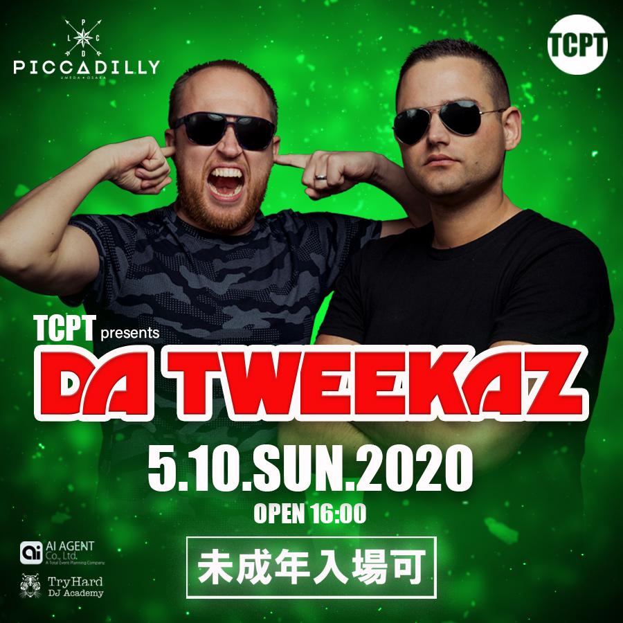 DA TWEEKAZ JAPAN TOUR in OSAKA