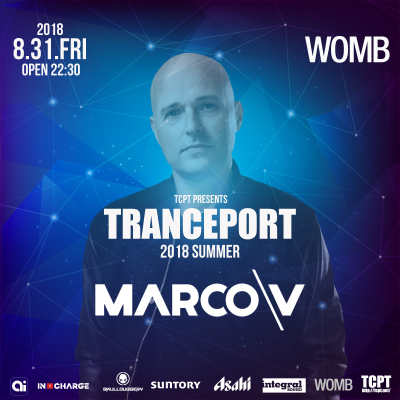 8/31 MARCO V WOMB